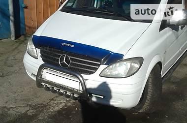 Mercedes-Benz Vito пасс. 111 CDI 2005