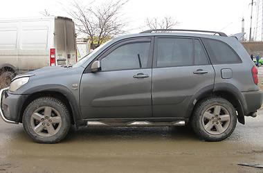 Toyota Rav 4 4WD 2004