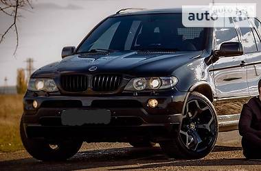 BMW X5 4.8is 2004
