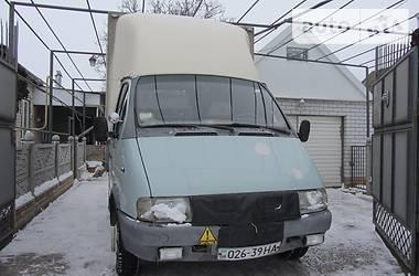 ГАЗ 3202 Газель термобудка 2002
