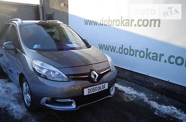 Renault Grand Scenic 1.5DCI  2014