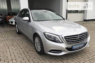 Mercedes-Benz S 350 d 4Matic ориг17000км 2016