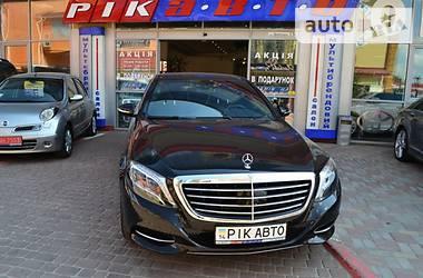 Mercedes-Benz S 350 CDI BlueTec Long 2014