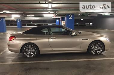 BMW 640 Сabrio 2012