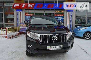 Toyota Land Cruiser Prado 2.7 Comfort 2017
