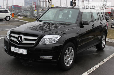 Mercedes-Benz GLK 250 4matic 2011