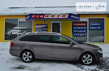 Skoda Superb 1.6 TDI 2012
