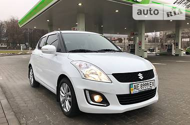 Suzuki Swift GLX 2016