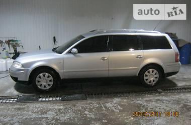 Volkswagen Passat B5 1.8Т 2002