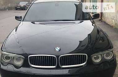 BMW 730 730d 2003