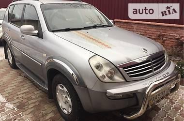 SsangYong Rexton rx320 2006