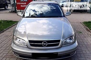 Opel Omega b 2.6l 2003