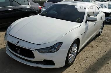 Maserati Ghibli S 2015