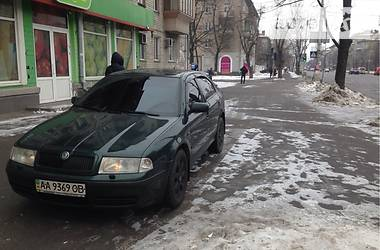 Skoda Octavia laurin&klement 2002