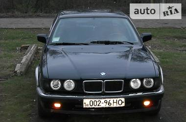 BMW 735 Long 1992