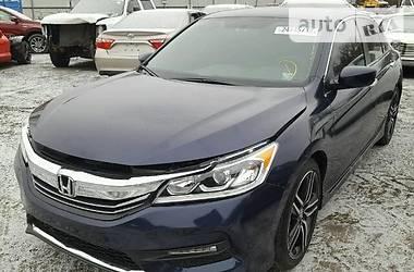 Honda Accord SPORT SPECIAL EDITIO 2017
