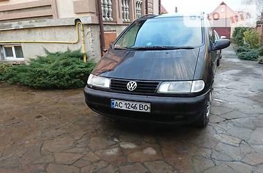 Volkswagen Sharan 2.8 V6 1997