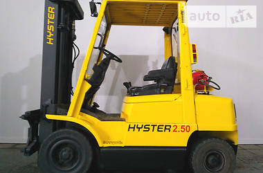 Hyster H H2.50XM 2005