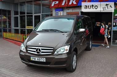 Mercedes-Benz Viano пасс. 2.2 CDI L 4matic 2011