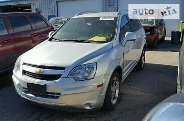 Chevrolet Captiva 2.4L 4 2014