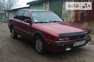 Mitsubishi Galant e32кузов 1988