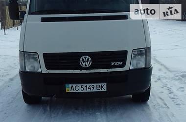 Volkswagen LT груз. 2006
