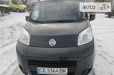 Fiat Qubo пасс. treking 2010