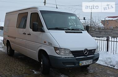 Mercedes-Benz Sprinter 313 груз. 2.2 2001
