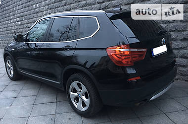 BMW X3 X-Line 2011