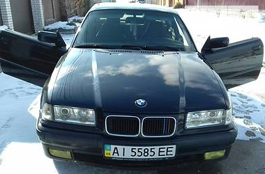 BMW 323 coupe 1999