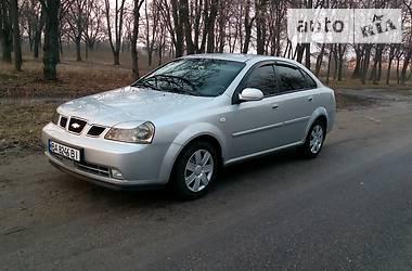 Chevrolet Lacetti (Nubira) 2004