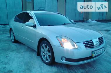 Nissan Maxima 3.5 SL 2006