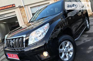 Toyota Land Cruiser Prado D-4D 2012