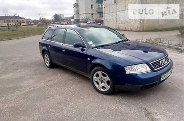 Audi A6 Qwatro Avant 2001