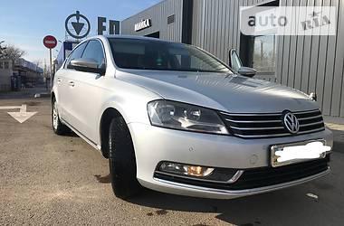 Volkswagen Passat B7 1.8 tsi 200 л.с. 2012
