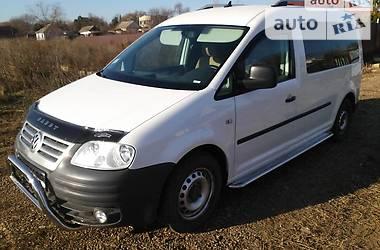 Volkswagen Caddy пасс. MAXI 2009