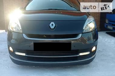Renault Grand Scenic BOSE COSMO NAVI 2012