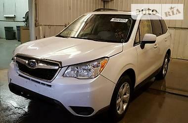 Subaru Forester 2.5 awd 2015