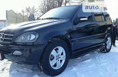 Mercedes-Benz ML 350 -SPECIAL EDITION- 2005