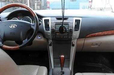 Hyundai Sonata 2.4i 2010