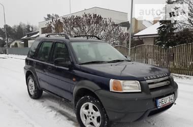 Land Rover Freelander 2.0 TDI 2001