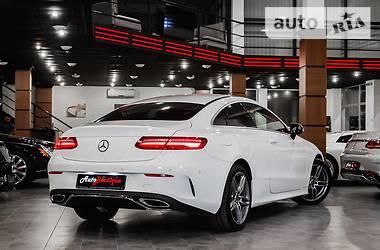 Mercedes-Benz E-Class Coupe AMG 220 d 2017