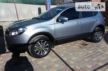 Nissan Qashqai Music Box 2012