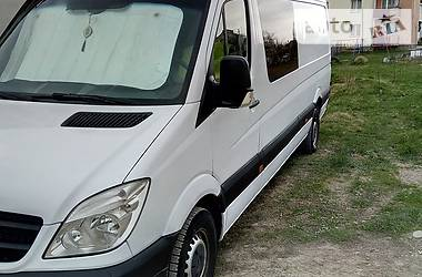 Mercedes-Benz Sprinter 313 пасс. Mersebes-Benz 2007