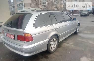 BMW 530 turing 2002
