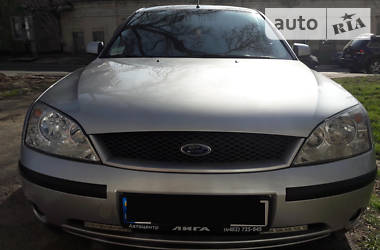 Ford Mondeo 2.0i Official 2002