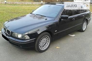 BMW 530 Exclusive 2002