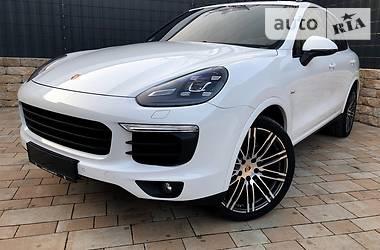 Porsche Cayenne 3.0d PlatinumEdition 2017