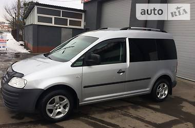 Volkswagen Caddy пасс. 1.9TDI 77kwt 2009