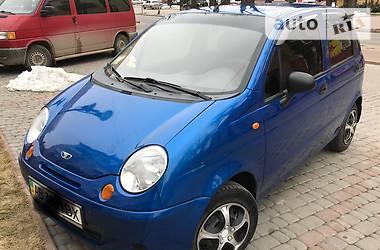 Daewoo Matiz 2010